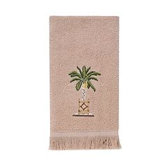 Avanti Banana Palm Fingertip Towel