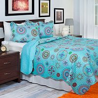 Portsmouth Home Serena Quilt Set