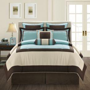 Gramercy Blue 12-pc. Bed Set