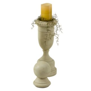 Bombay® Outdoors Pawn Covered Pillar Candleholder - Indoor / Outdoor