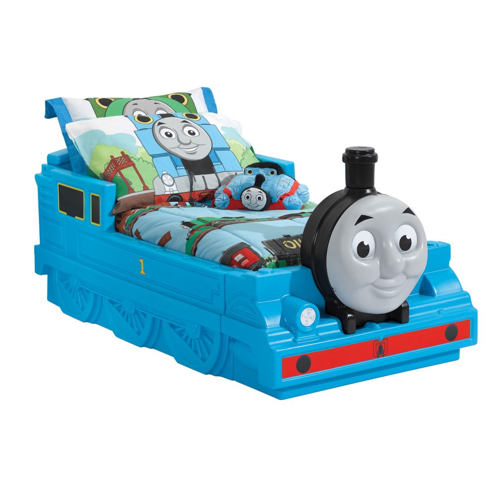 thomas friends kohl s step2 thomas the tank engine toddler bed