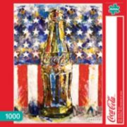Buffalo Games 1000-pc. Red, White & You Coca-Cola Jigsaw Puzzle