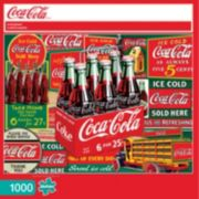 Buffalo Games 1000-pc. Coke Evergreen Jigsaw Puzzle