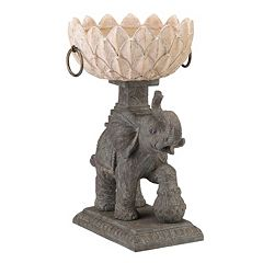 Bombay® Outdoors Assam Elephant Urn Planter - Indoor / Outdoor