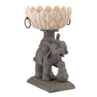 Bombay Assam Elephant Urn Planter - Indoor / Outdoor