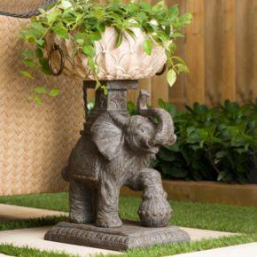 Bombay Assam Elephant Urn Planter - Indoor / Outdoor