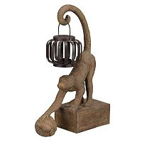 Bombay® Outdoors Gibraltar Monkey Lantern - Indoor / Outdoor