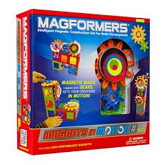 Magformers Magnets in Motion 37-pc. Gear Set