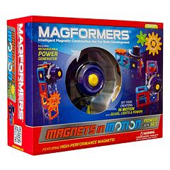 Magformers Magnets in Motion 22 pc Power Set
