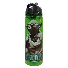 Star Wars Yoda Water Bottle