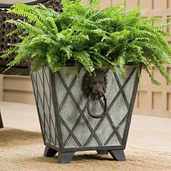 Bombay® Outdoors Jardin Lattice Urn Planter - Indoor / Outdoor