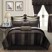 Midnight 24 pc Bed Set