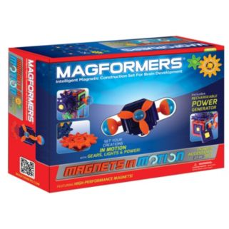Magformers 27-pc. Magnets in Motion Power Accessory Set