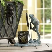 Bombay® Outdoors Leaping Frog Votive Candleholder - Indoor / Outdoor