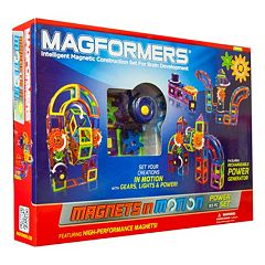 Magformers Magnets in Motion 83-pc. Power Set by