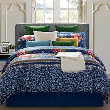 EverRouge Floral 8-pc. Comforter Set