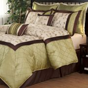 Savanna 8 pc Comforter Set