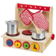 ALEX Toys Wooden Cook Top