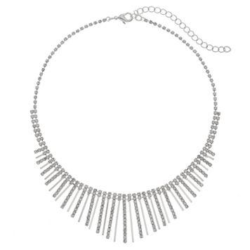 Stick Bib Necklace