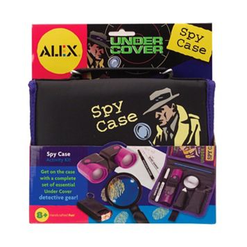 ALEX Spy Case