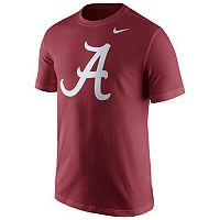 Men's Nike Alabama Crimson Tide Logo Tee