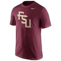 Nike Florida State Seminoles Logo Tee - Men