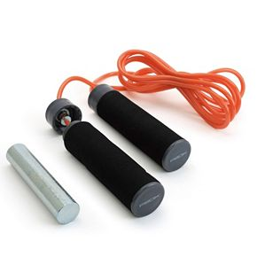 P90X Adjustable Weighted Jump Rope