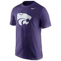 Men's Nike Kansas State Wildcats Logo Tee
