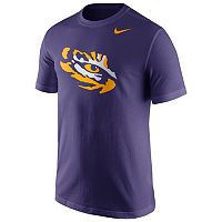 Men's Nike LSU Tigers Logo Tee
