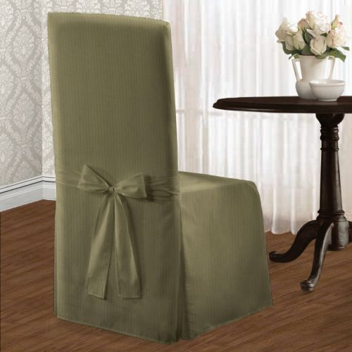 United Curtain Co. Metro Dining Room Chair Slipcover