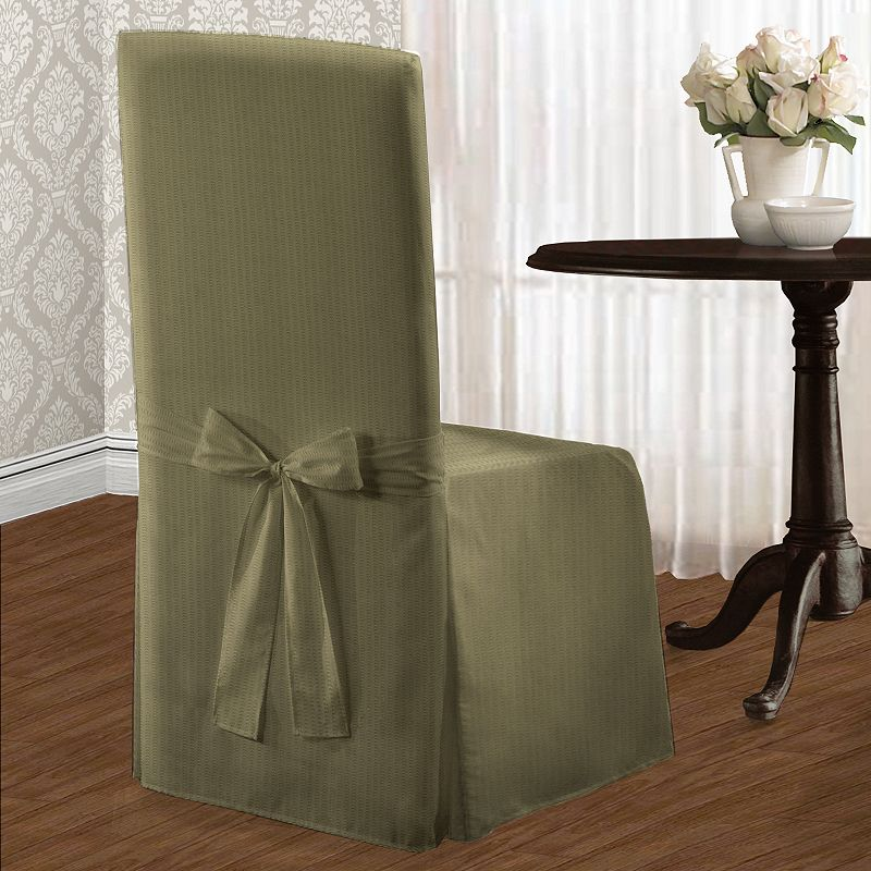 united curtain co metro dining room chair slipcover