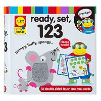 ALEX Ready, Set, 123 Learning Flash Cards