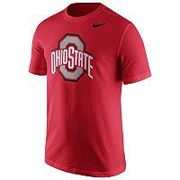 Nike Ohio State Buckeyes Logo Tee - Men