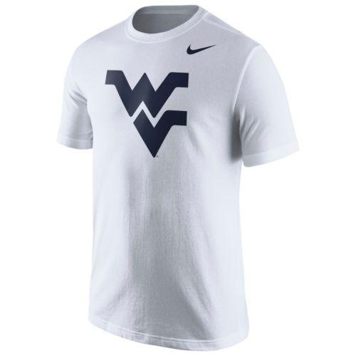 Men's Nike West Virginia Mountaineers Logo Tee