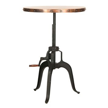 Safavieh Nesta Crank Table