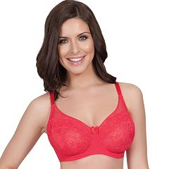 Parfait Bra: Carole Lace Full-Figure Bra 3102