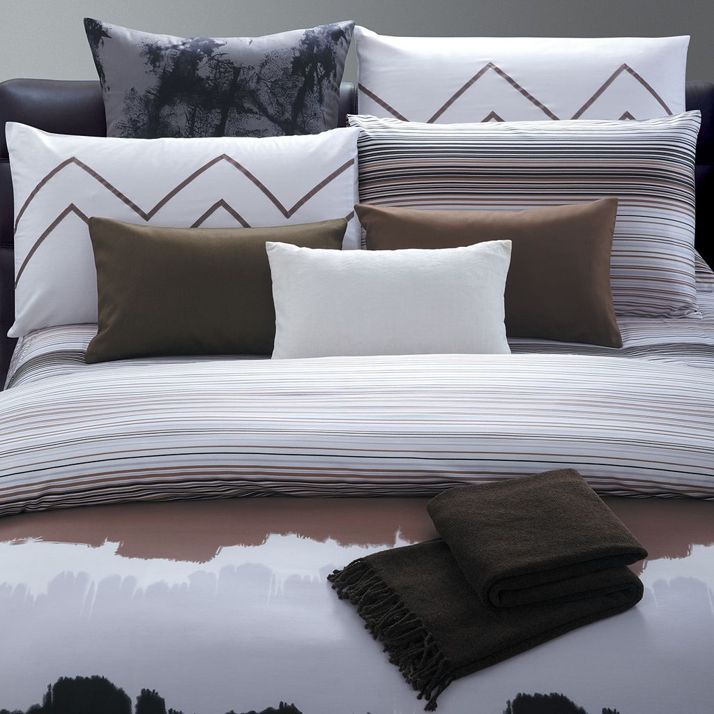 Water Color by EverRouge 7-pc. Duvet Cover Set