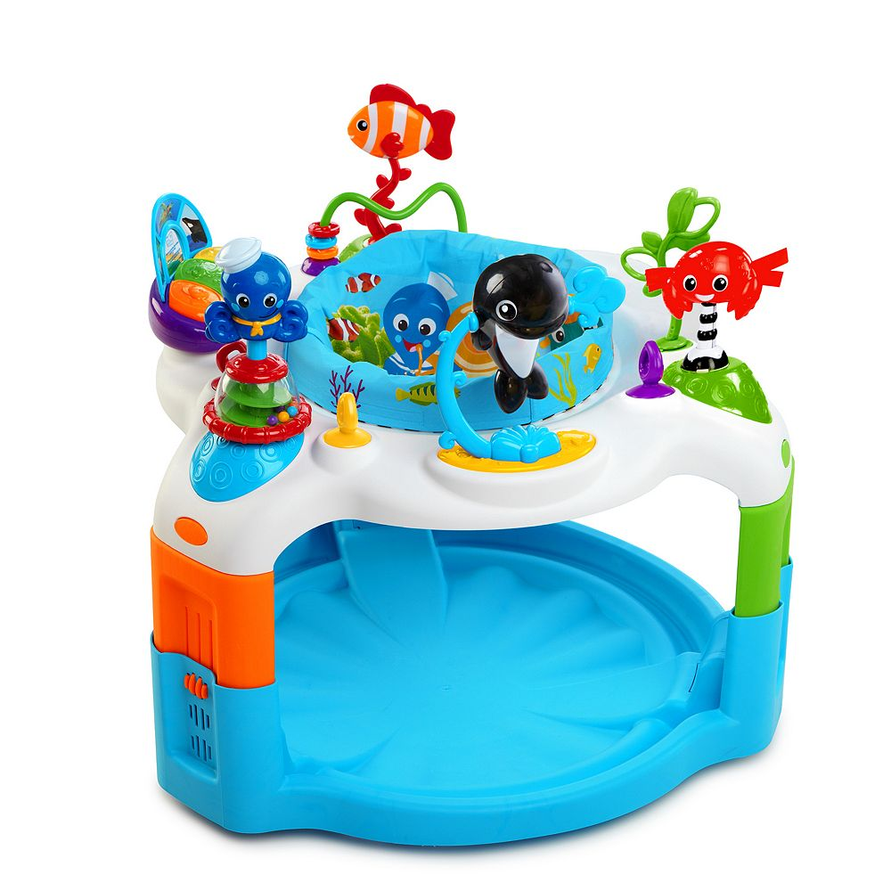 9f8891b7c81d Baby Einstein Rhythm of the Reef Activity Saucer