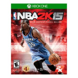 NBA2 K15 for Xbox One
