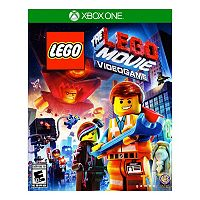 The Lego Movie Video Game for Xbox One