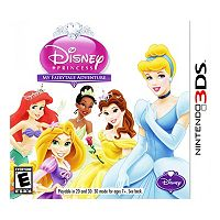 Disney Princess: My Fairytale Adventure for Nintendo 3DS