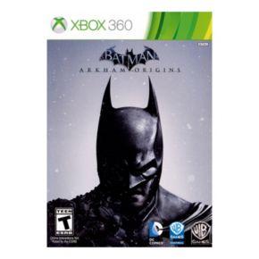 Batman: Arkham Origins for Xbox 360