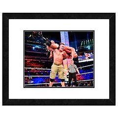 John Cena Wrestlemania 29 Framed 11' x 14' Photo