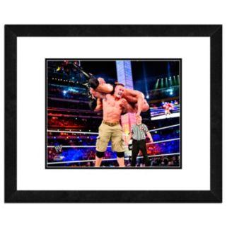 "John Cena Wrestlemania 29 Framed 11"" x 14"" Photo"