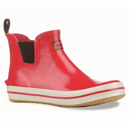 Sharon Women's Chelsea Waterproof Rain Boots