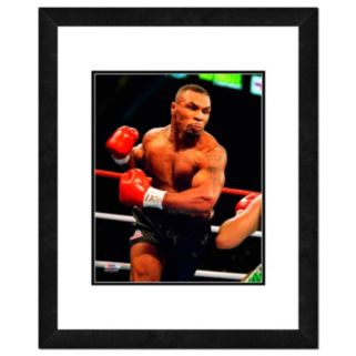 "Mike Tyson 1995 Action Framed 11"" x 14"" Photo"
