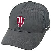 Adult Top of the World Indiana Hoosiers Fairway One-Fit Cap