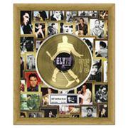 Elvis Presley 75th Birthday Celebration 20' x 24' Framed Gold Record