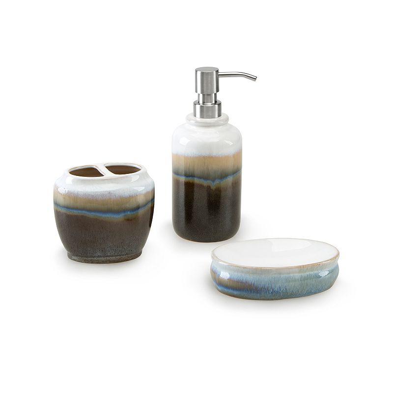 Bathroom accessory set kohl 39 s - Madison park bathroom accessories ...