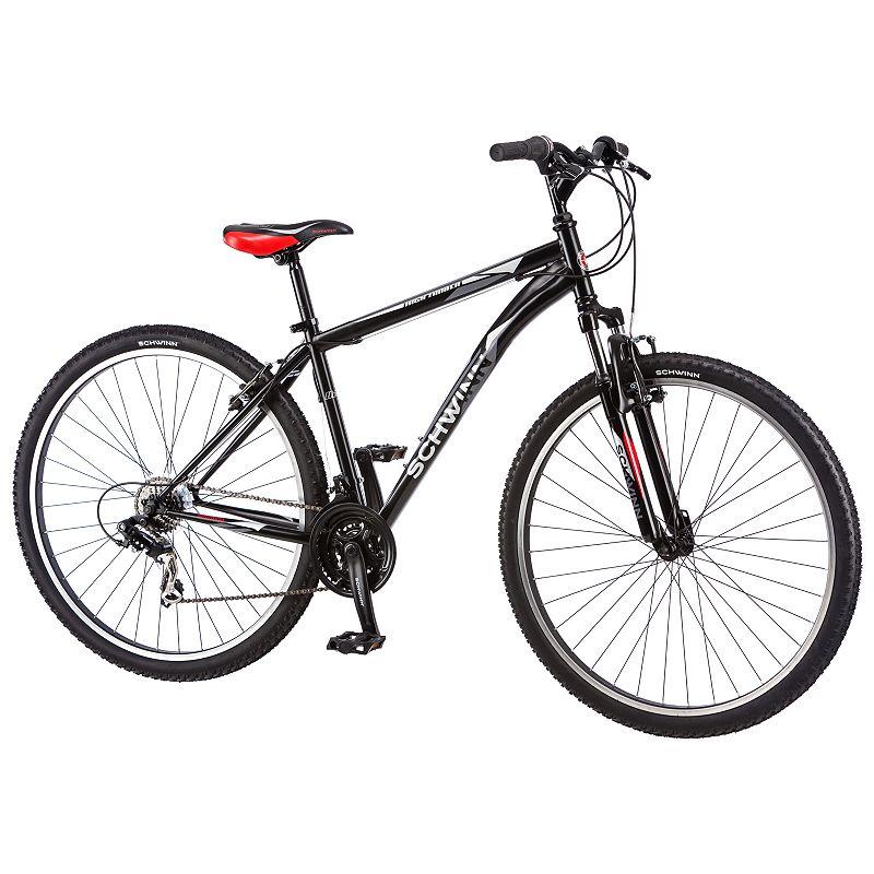 Men's Schwinn High Timber 29-in. Mountain Bike, Black -  S5486A